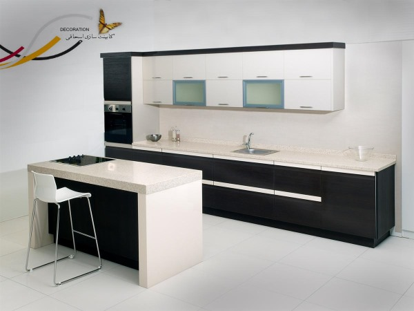 Style Kitchen Simple Futuristic MDF